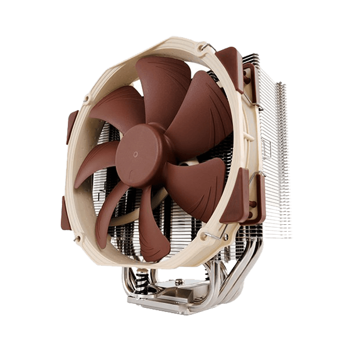 NH-U14S, Socket 2011-3/1151/AM3+/FM2+, 165mm Height, 220W TDP, Copper/Aluminum, Retail CPU Cooler