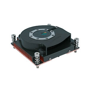 R16 Socket 2011 Active 1U CPU Cooler, 6000 RPM, Copper