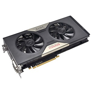 GeForce® GTX 770 Classified w/ ACX Cooler 1150-1202MHz, 4GB GDDR5 7010MHz, PCIe x16 SLI, DP + HDMI + 2x DVI, Retail