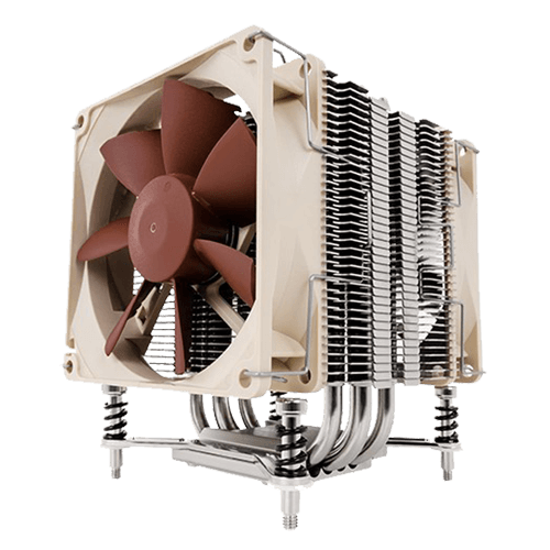 NH-U9DX i4, Socket 2011-3, 125mm Height, Copper/Aluminum, Retail CPU Cooler