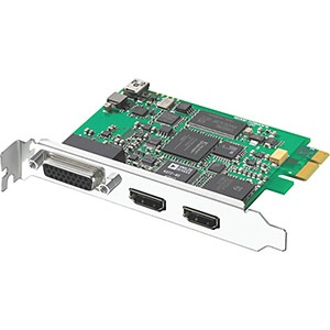 Intensity Pro HDMI and Analog Editing Card, PCIe x4