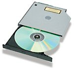 Internal Combo DVD/CD-RW Optical Drive for Z70 Notebook