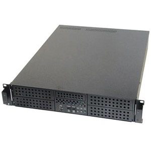 RMC-2N-65E-2-A1 Black 2U Rack Server Chassis, 650W PSU
