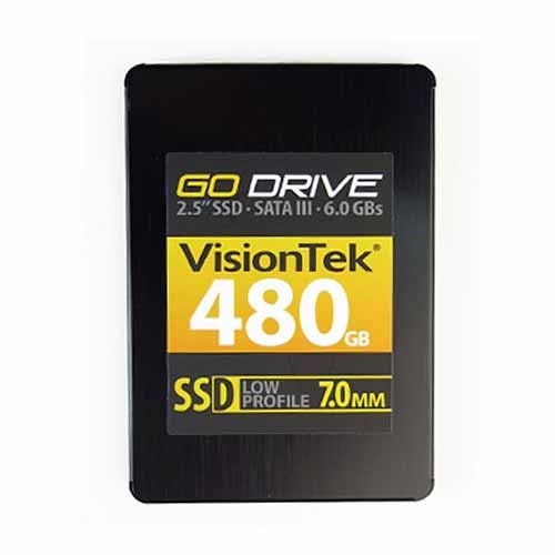 480GB Go Drive SSD, SandForce SF-2281, 550/520 MB/s, SATA 6 Gb/s, 2.5-Inch 7mm, Retail