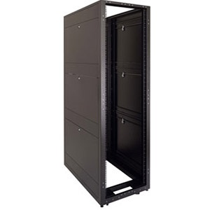 SuperRack® SRK-42SE-01 Rack Cabinet, 78.74-in H (42U) x 23.54-in W x 40.00-in D