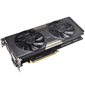 GeForce® GTX 770 Dual SuperClocked 1111-1163MHz, 2GB GDDR5 7010MHz, PCIe x16 SLI, DP + HDMI + 2x DVI, Retail