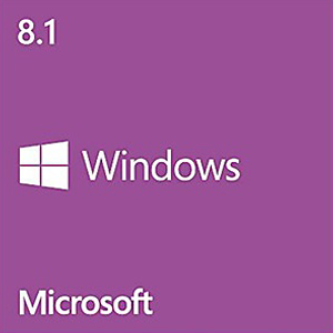 Windows 8.1 64-bit Edition, OEM w/ Media