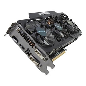 GV-N780OC-3GD REV2.0, GeForce® GTX 780 954-1006MHz, 3GB GDDR5 6008MHz, PCIe x16 SLI, DP + HDMI + 2x DVI, Retail