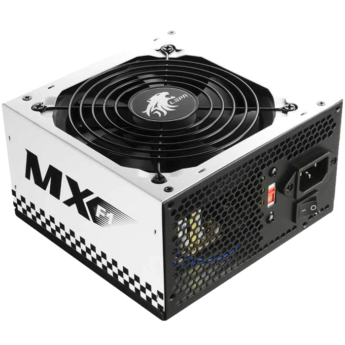 MX-F1 Series N600-SB 600W, No Modular, ATX Power Supply