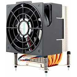 SNK-P0048AP4 Socket 2011/1356 Active Heatsink for 4U Server Chassis, 8400 RPM