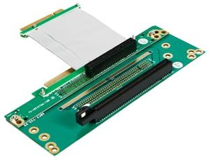 DD-603605-C7 PCIe x16 + PCIe x8 Riser Card for 2U Chassis