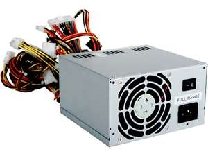 Xeal™ TC-700PD8B 700W Power Supply, 80 PLUS®, 24-pin ATX12V 2x EPS12V, 2x 8/6-pin PCIe, Retail