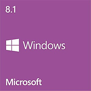 Windows 8.1 32-bit Edition, OEM w/ Media