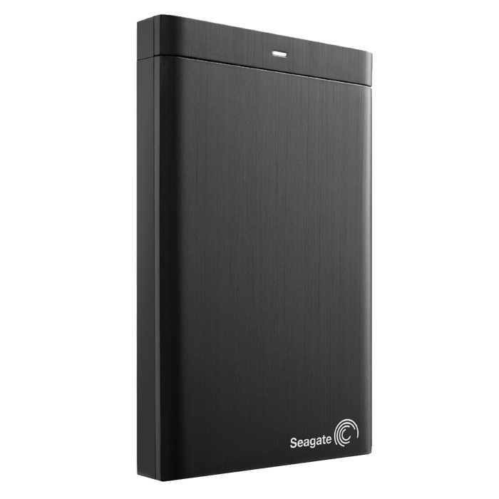 2TB Backup Plus Black External Hard Drive, USB 3.0, Retail