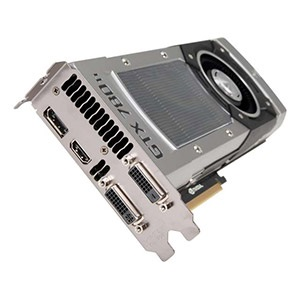 GeForce® GTX 780 Ti SuperClocked, 980 - 1046MHz, 3GB GDDR5 7000MHz, PCIe x16 SLI, DP + HDMI + 2x DVI, Retail