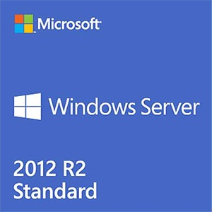 Windows Server Standard 2012 R2, 64-bit, 2 CPU / 2 VM, OEM