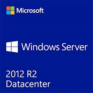 Windows Server Datacenter 2012 R2 , 64-bit, 2 CPU, OEM