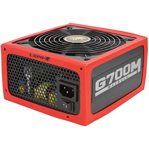 G700-MB MaxGold 700W Power Supply w/ Modular Cables, 80 PLUS® Gold, 24-pin ATX12V EPS12V, 4x 8/6-pin PCIe, Retail