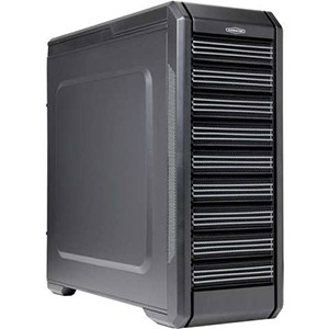 Assassin CCM-38DBX-U01 Black SECC ATX Full Tower Computer Case - Non-window Version