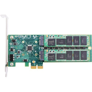 Scorpion® 480GB SSD, 925/800 MB/s, PCIe x2, Retail