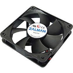 120mm Case Fan, w/ Silicon Pins Fan Mounts, 900 RPM, 20.0 CFM, 34 dBA