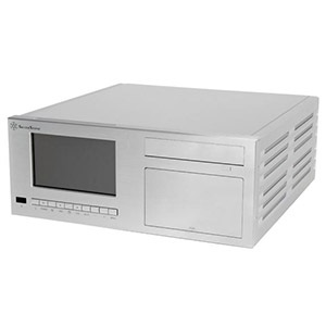 Crown CW03S-MT Silver HTPC Chassis, 7