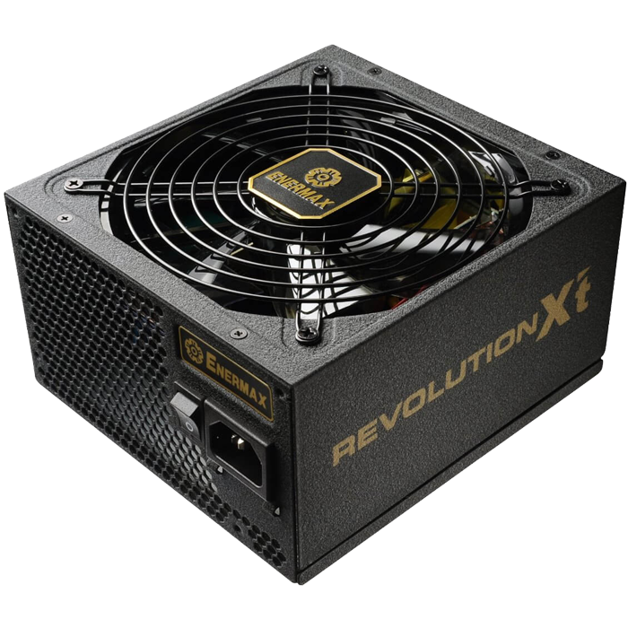 Revolution X't Series ERX430AWT 430W, 80 PLUS Gold, Semi Modular, ATX Power Supply