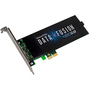 480GB Data Fusion SSD, 810/815 MB/s, PCIe x1, Retail