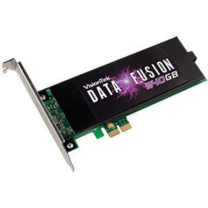 240GB Data Fusion SSD, 810/815 MB/s, PCIe x1, Retail