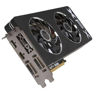 Radeon™ R9 290X Double Dissipation 1000MHz, 4GB GDDR5 5000MHz, PCIe x16 CrossFire, DP + HDMI + 2x DVI, Retail