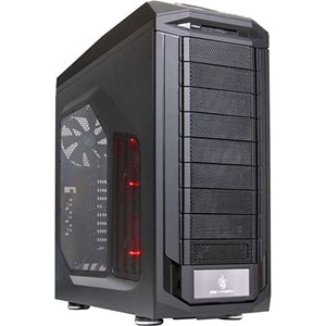 CM Storm Trooper (SGC-5000-KWN1) Black Tower Case w/ Window, XL-ATX/ATX, 9 Slots, No PSU, Steel/Plastic