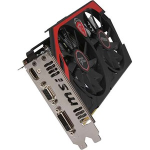 N750 TF 1GD5/OC, GeForce® GTX 750 1020-1163MHz, 1GB GDDR5 5010MHz, PCIe x16, HDMI + DVI + VGA, Retail