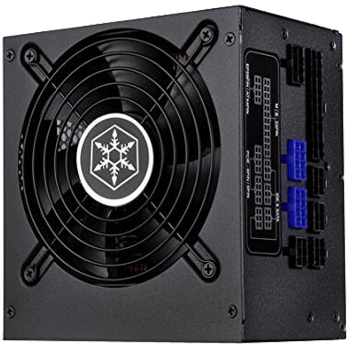 Strider Gold S Series ST75F-GS 750W, 80 PLUS Gold, Full Modular, ATX Power Supply