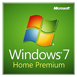 Windows 7 Home Premium 64-bit Edition w/ SP1, OEM w/ Media