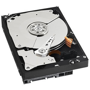 250GB WD Re (WD2503ABYZ), SATA 6 Gb/s, 7200 RPM, 64MB Cache