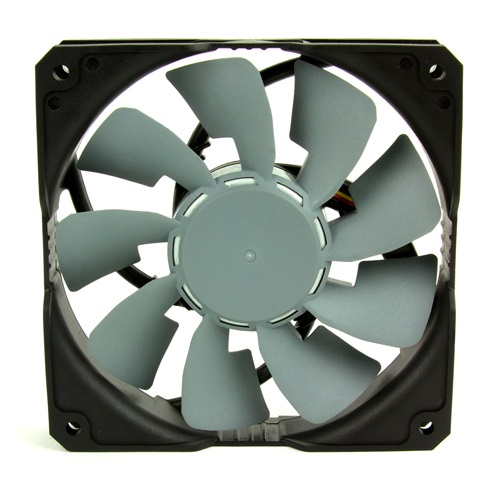 Grand Flex 120mm Case Fan, 1200 RPM, 45.8 CFM, 23.5 dBA
