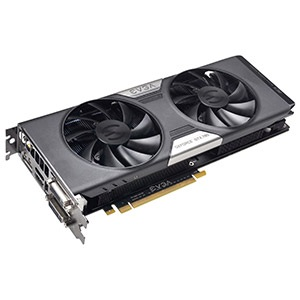 GeForce® GTX 780 Superclocked w/ ACX Cooler 967-1020MHz, 6GB GDDR5 6008MHz, PCIe x16 SLI, DP + HDMI + 2x DVI, Retail