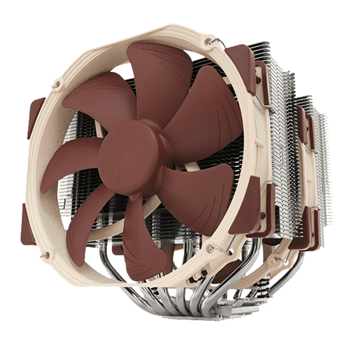 NH-D15, Socket 2011-3/1151/AM3+/FM2+, 165mm Height, 220W TDP, Copper/Aluminum, Retail CPU Cooler