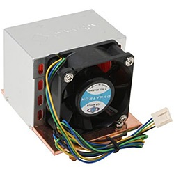 H6DG Socket 771 Dual-Core Active 2U Server CPU Cooler, 7400 RPM, Copper
