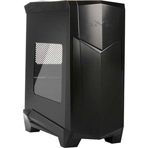 Raven RV05B-W Black Tower Case w/ Window, SSI-CEB/ATX, 7 slots, No PSU