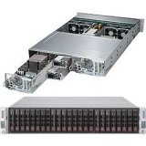 SYS-2028TP-DC1R - Supermicro SuperServer 2028TP DC1R Barebone System 2U Rack mountable Intel C612 Express Chipset 2 Number of Node(s) Socket R3 (LGA2011 3) 2 x Processor Support Black 1 TB DDR4 SDRAM DDR4 2133/PC4 17000 Maximum RAM Support 12Gb/