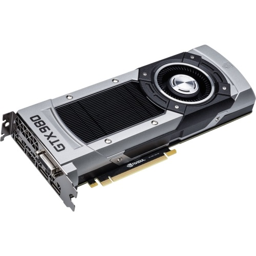 GeForce® GTX 980 1126-1216MHz, 4GB GDDR5 7010MHz, PCIe x16 SLI, 3x DP + HDMI + DVI, Retail