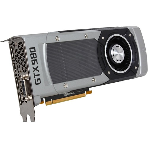GTX 980 4GD5, GeForce® GTX 980 1127-1216MHz, 4GB GDDR5 7010MHz, PCIe x16 SLI, 3x DP + HDMI + DVI, Retail