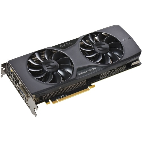 GeForce® GTX 980 SuperClocked ACX 2.0 1266-1367MHz, 4GB GDDR5 7010MHz, PCIe x16 SLI, 3x DP + HDMI + DVI, Retail
