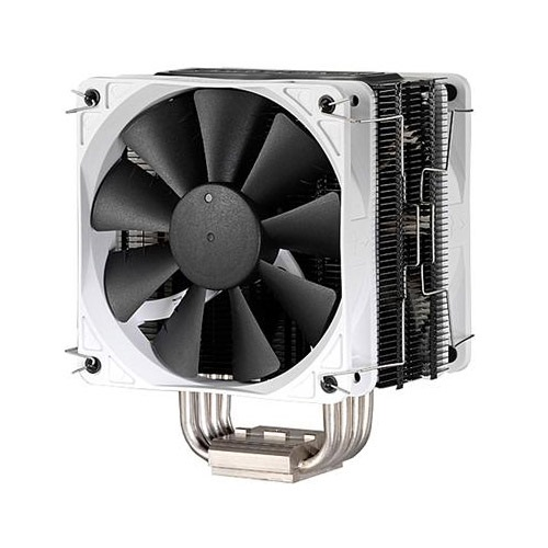 PH-TC12DX Black CPU Cooler, 2x 120mm Fans, Socket 2011 / 1150 / 1155 / 1156 / 1366 / 775 / FM2 / FM1 / FM1 / AM3+ / AM3 / AM3+ / AM2, 157mm Height, Copper/Aluminum/Nickel Plated