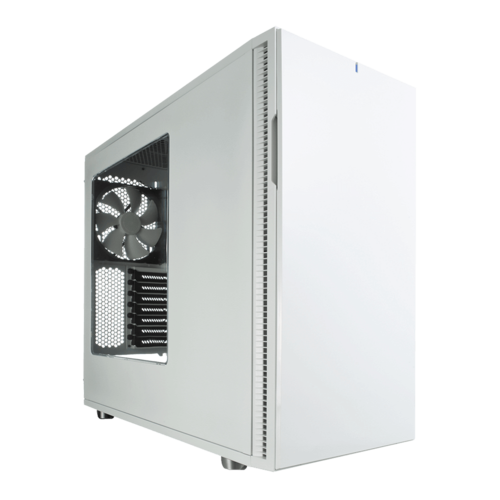 Define Series R5 White w/ Window, No PSU, ATX, Mid Tower Case