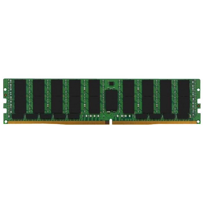32GB Single-Rank PC4-17000 DDR4 2133MHz CL15 1.2V SDRAM LRDIMM, ECC Registered