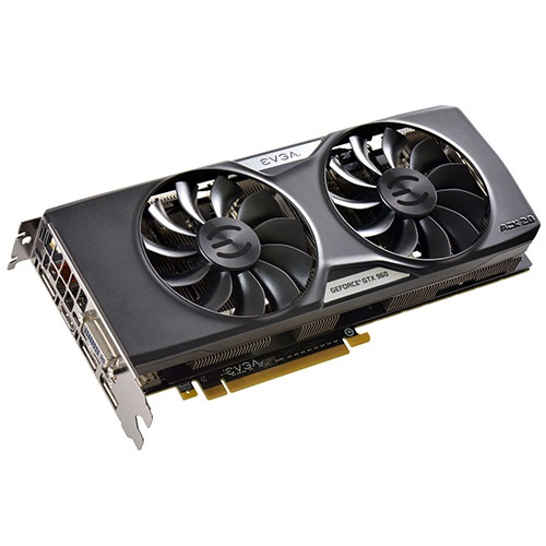 GeForce® GTX 960 SuperSC ACX 2.0+ 1279-1342MHz, 2GB GDDR5 7010MHz, PCIe x16 SLI, 3x DP + DVI + HDMI, Retail
