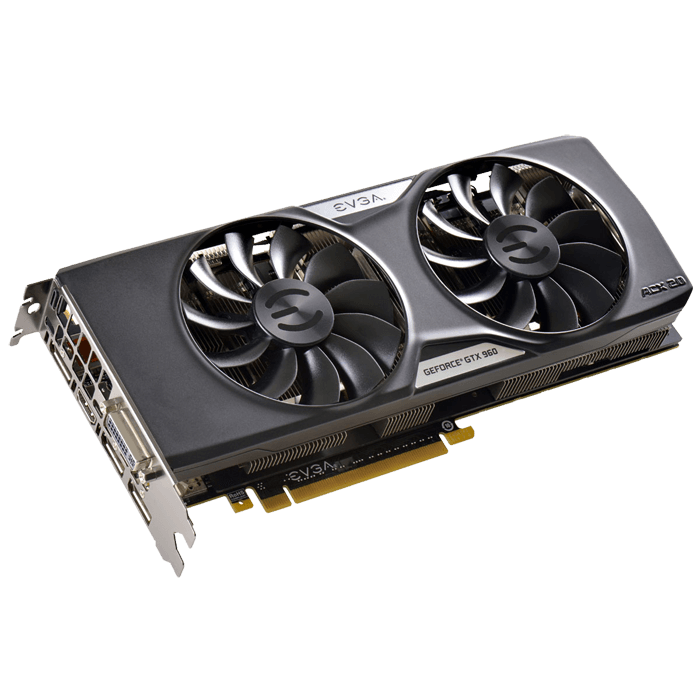 GeForce GTX 960 SSC GAMING ACX 2.0+, 1279 - 1342MHz, 2GB GDDR5 128-Bit, PCI Express 3.0 Graphics Card
