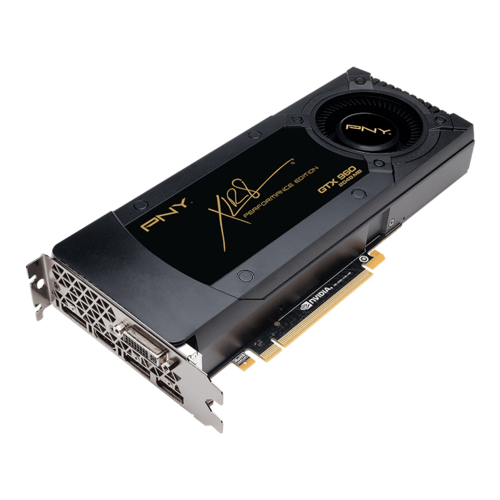 GeForce GTX 960 1127-1178MHz Core 2 GB GDDR5 DirectX 12 Graphic Card